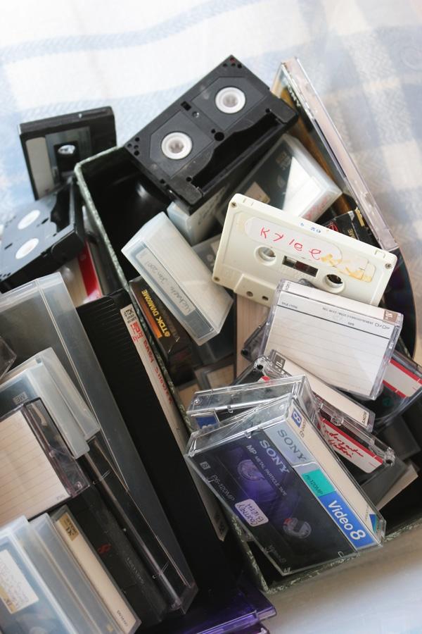 Legacybox {Preserving Family Memories}