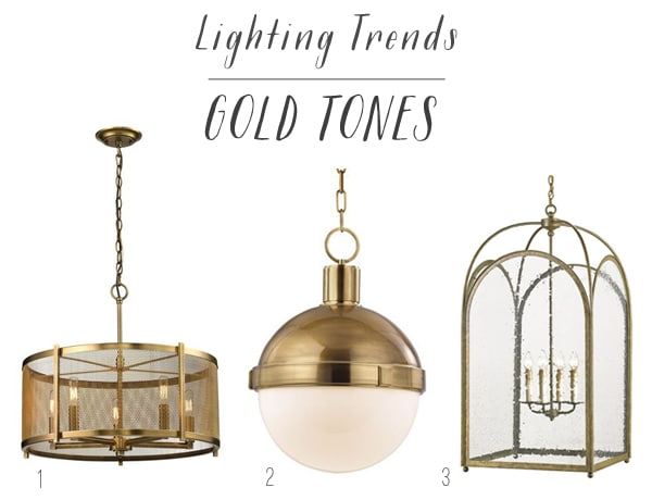 Favorite Lighting Trends