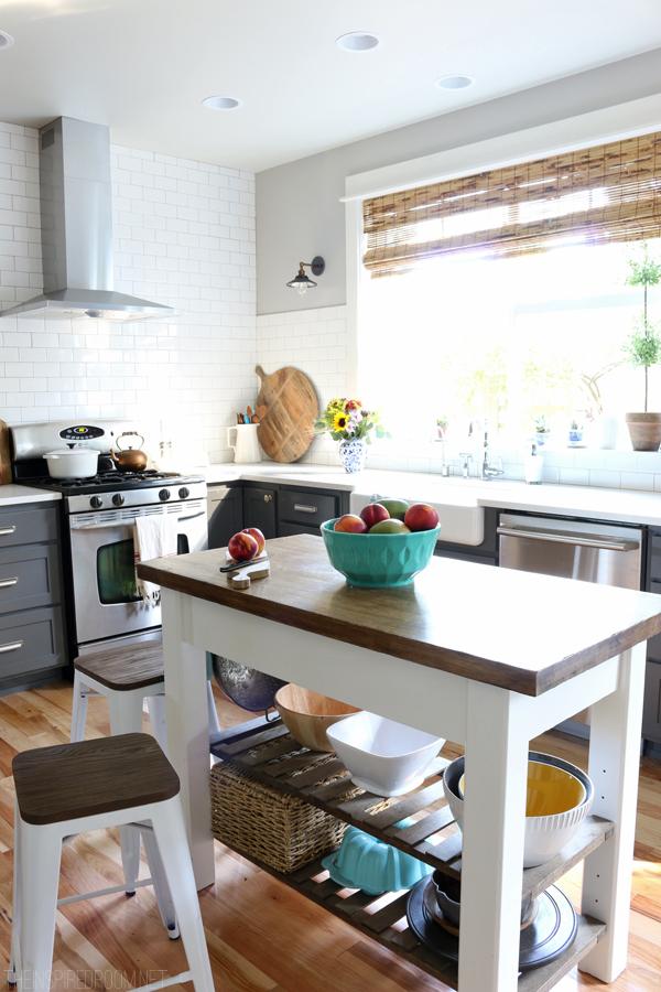 Appliance Arrangement in the Kitchen