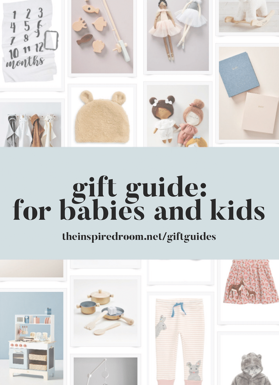 Gifts for Babies & Kids