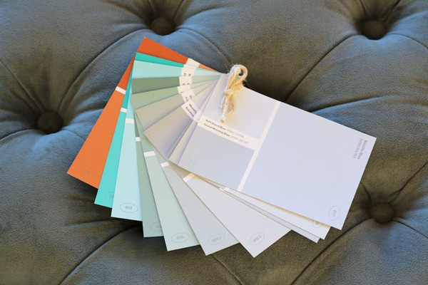 Glidden HGTV Dream Home Paint Palette