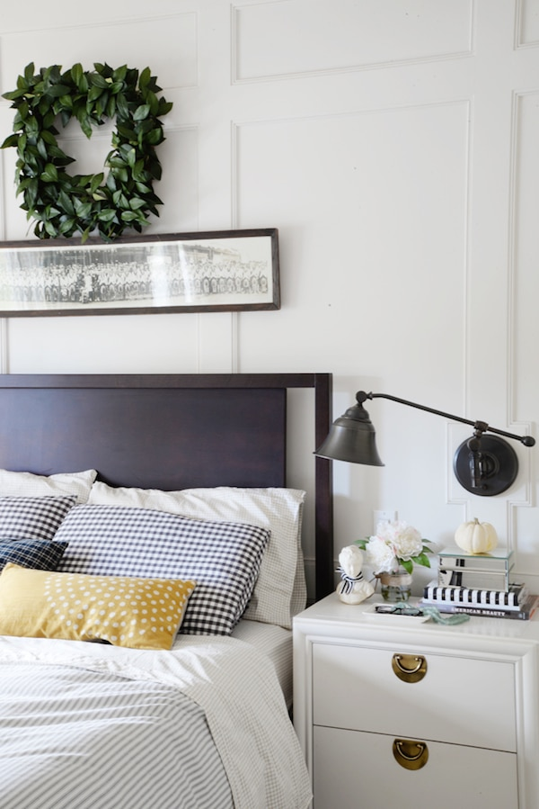 Lovely Bedroom by Rambling Renovators