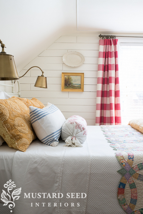Miss Mustard Seed - Pretty Guest Room