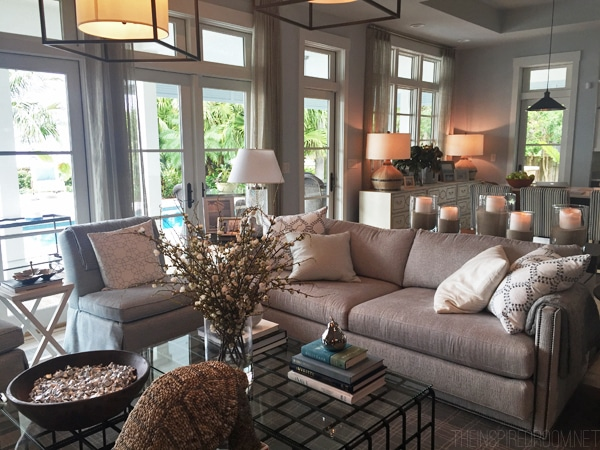 hgtv livingrooms 2016 hgtv dream home tour the inspired room 6033
