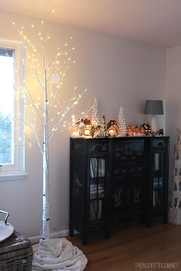 The Inspired Room - Birch Tree