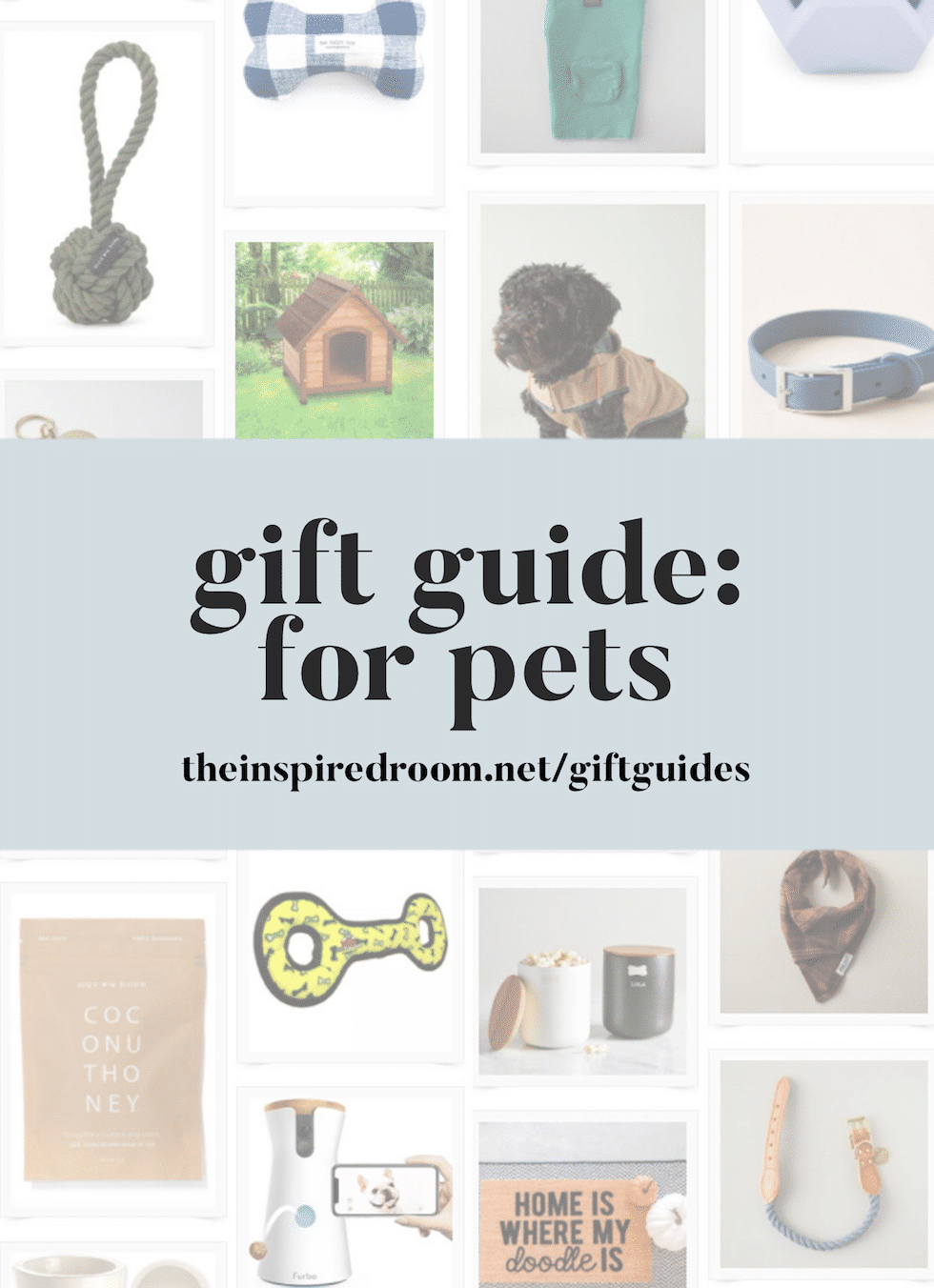 Gifts for the Pets