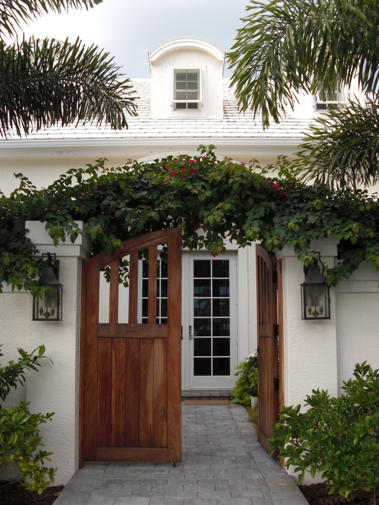 Inspired By: Charming Garden Gates