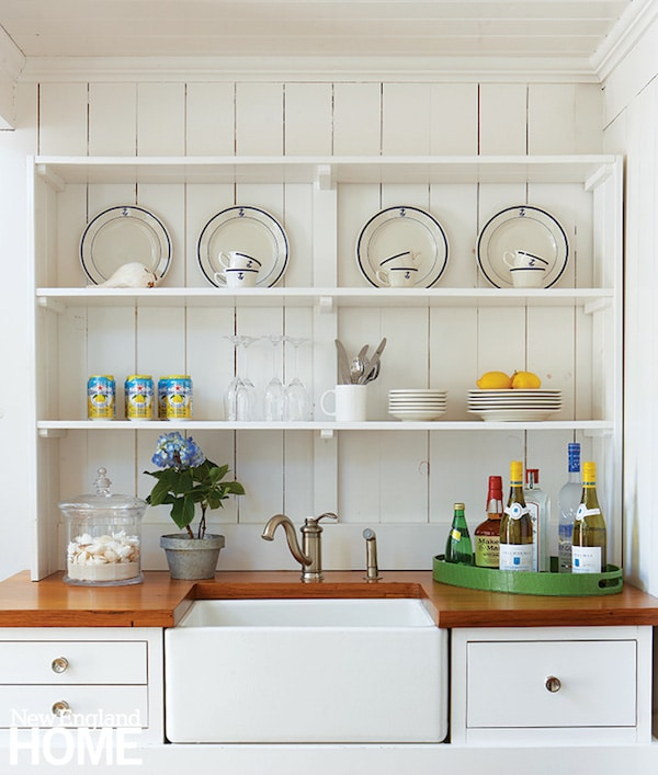 Edgartown House on Marthas Vineyard - Kitchen - New England Home