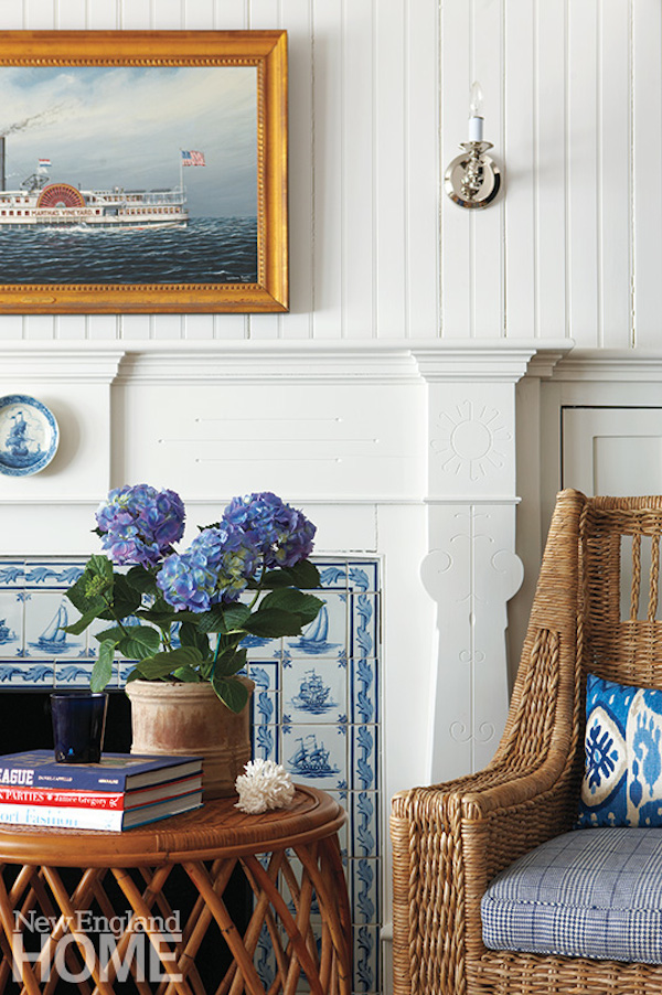 Edgartown House on Marthas Vineyard - New England Home