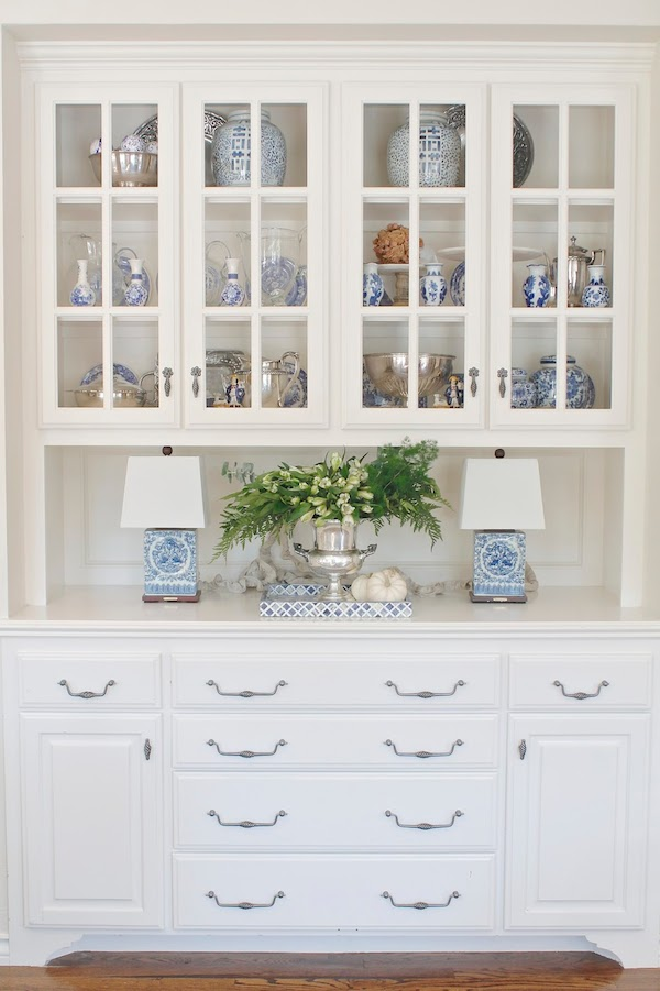 Eleven Gables Built In Cabinets