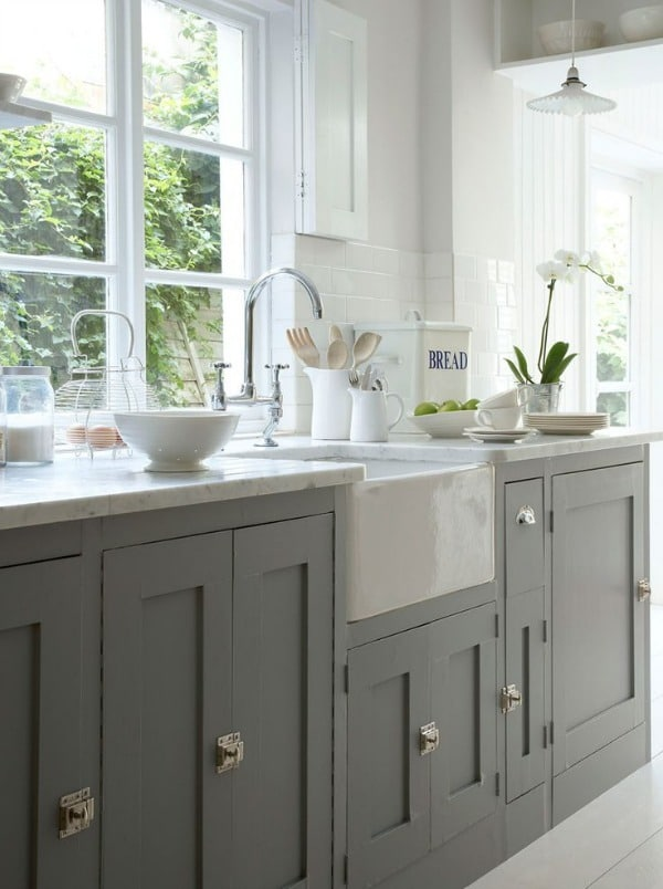 Kitchen Window - Flush With Counter - Westerbroek