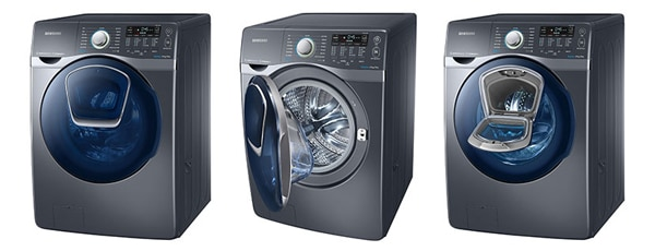 The New Samsung AddWash Washing Machine