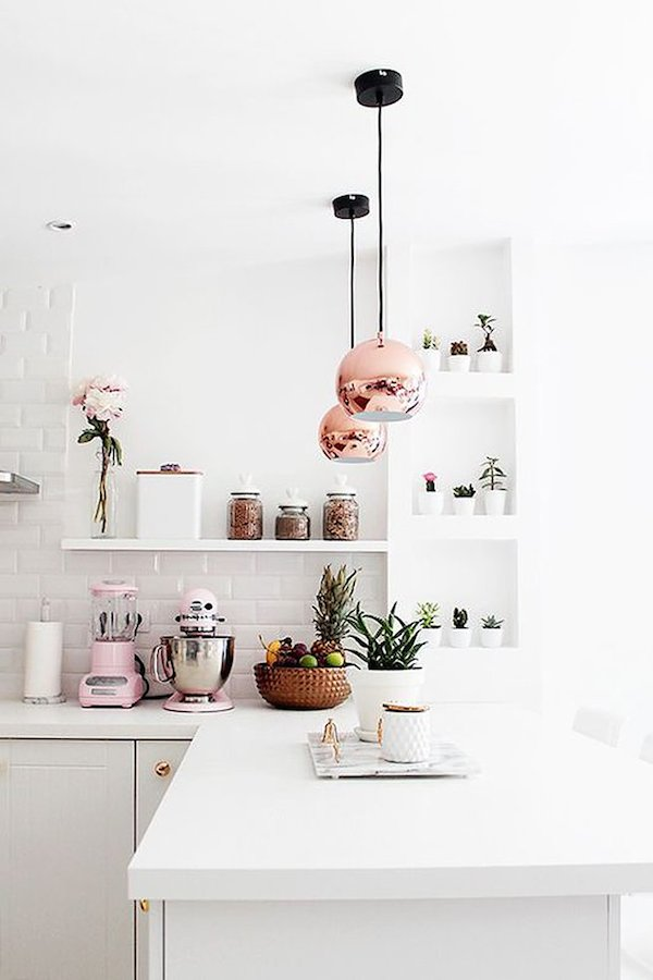 Color Inspiration: Decorating with Pink