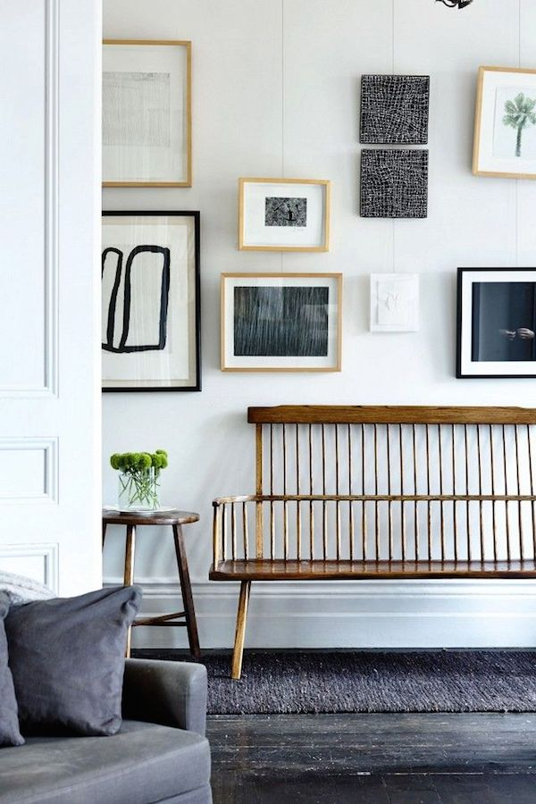 Gather: Bench Seating