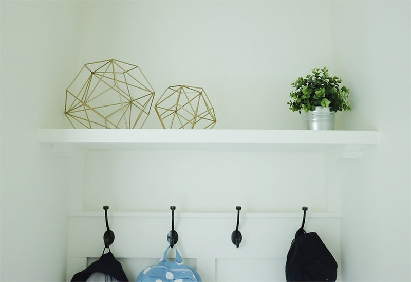 A Mudroom Makeover
