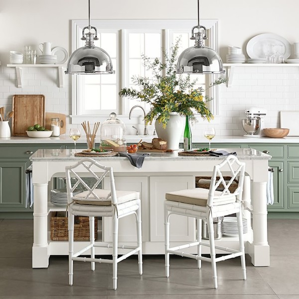 Freestanding Kitchen Islands and Carts - The Inspired Room