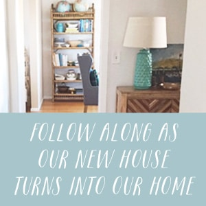 Follow Along with The Inspired Room - New House