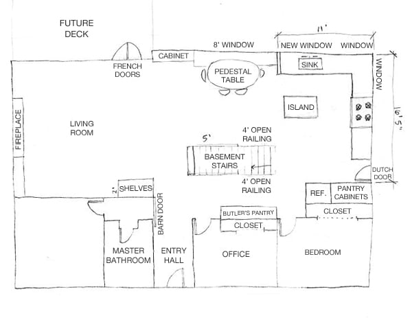 I think we have the winner our remodel floor plan the for House plans with mudroom
