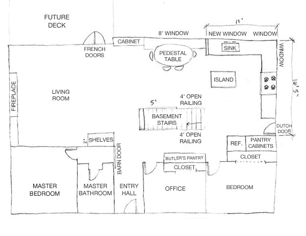 house plans with mudrooms vision for the kitchen a mudroom entrance the inspired 18545