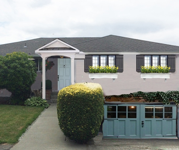 Our Exterior Projects & A Vision for Curb Appeal