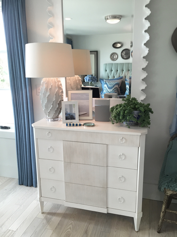 Simple Dresser Styling - HGTV Dream Home 2016