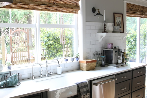 The Inspired Room Kitchen Farmhouse Sink