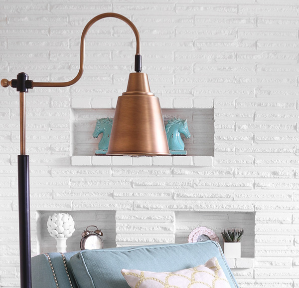 Birch Lane Stratford Floor Lamp - The Inspired Room