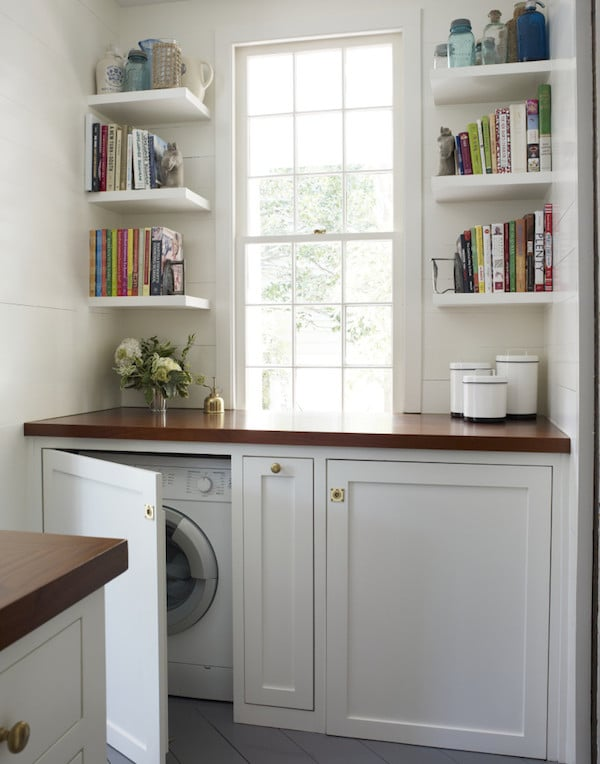 Vision for the Kitchen {A Mudroom Entrance}