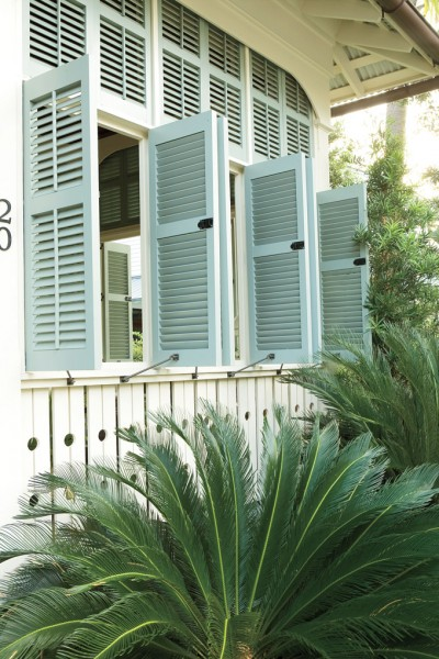 Island Style Shutters Historial Concepts Southern Living