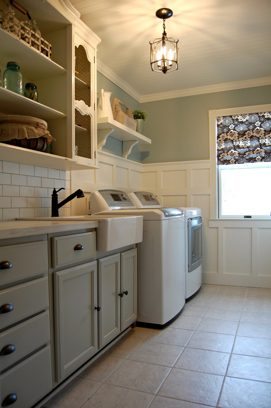Our New Washer Dryer Laundry Room Goals The Inspired Room