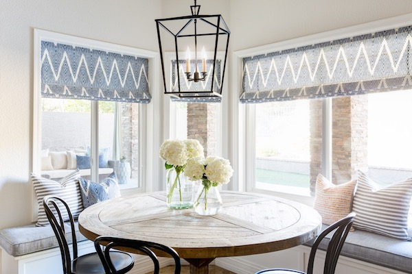 Lexi Westergard Design - Breakfast Nook