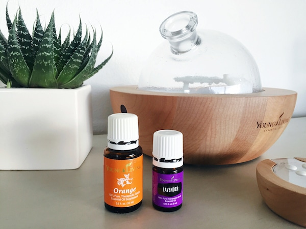 Healthy Home Fragrances {Scents of Well Being}