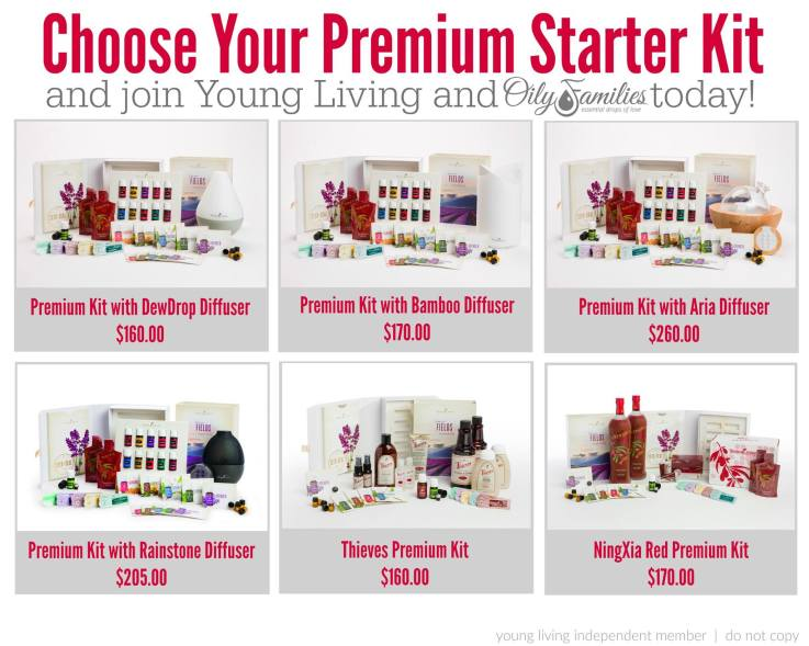 Young Living The Inspired Room