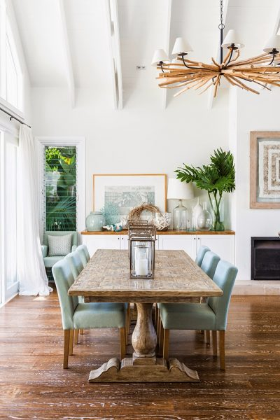 Dining Room - Kate Gallie of Cove Interiors - BGD Architects