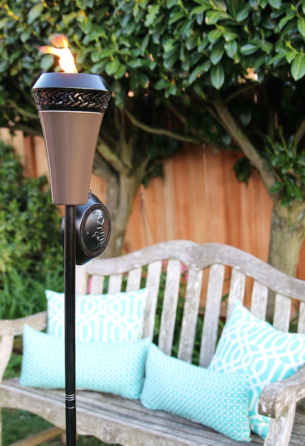 Tiki Torch - Outdoor Space