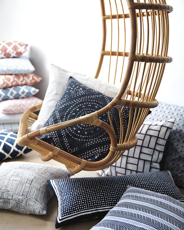 Rattan & Bamboo Accent Furniture {Classic & Trending}