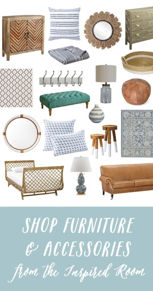 Shop Furniture and Accessories from The Inspired Room - Shop My House