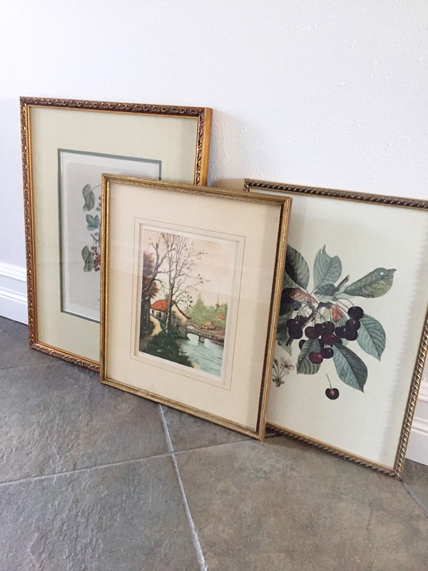 The Inspired Room - Estate Sale Finds