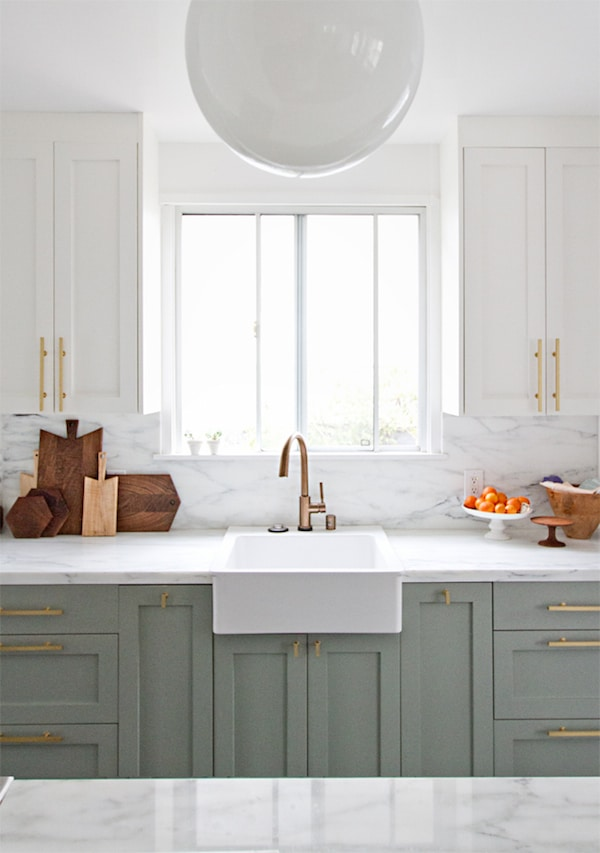 Farmhouse Sinks: Kitchen Inspiration - The Inspired Room