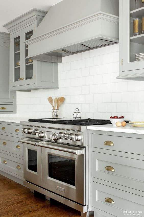 Genial Covered Range Hood Ideas: Kitchen Inspiration