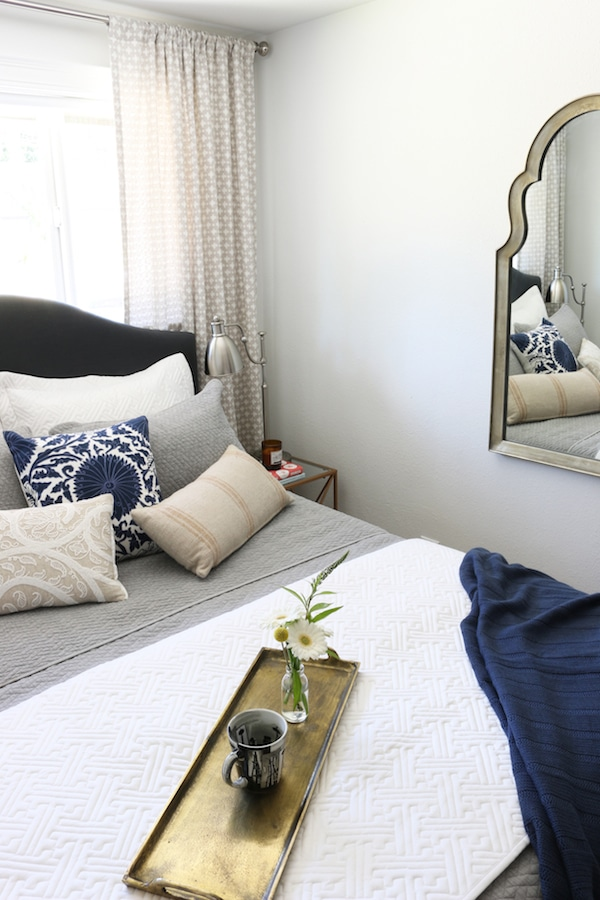 7 Small Space Makeovers: Small Bedroom Makeover: Before & After