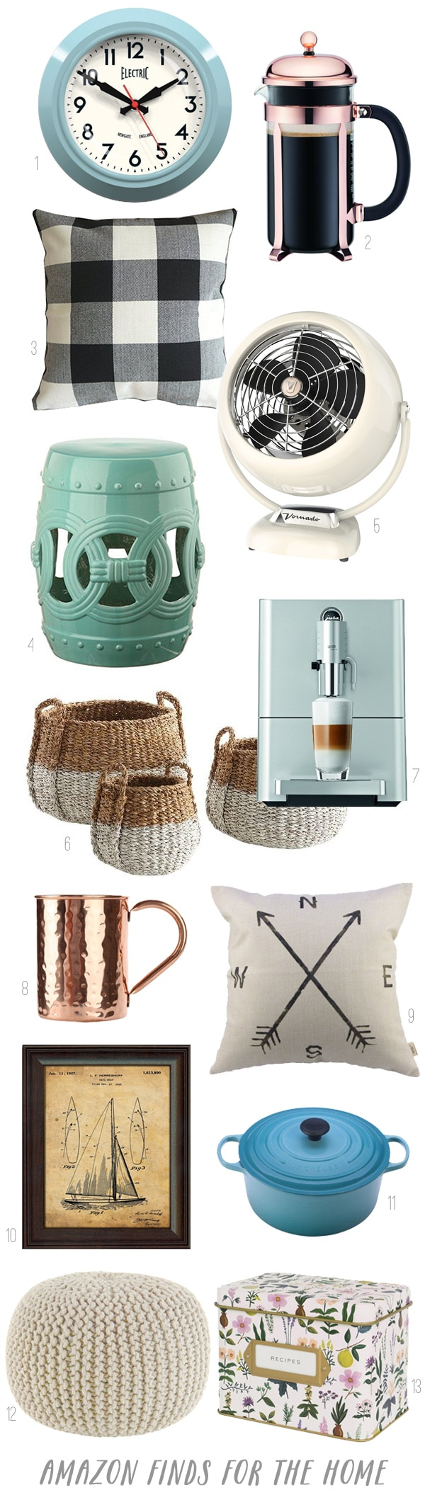 Home Decor Finds on Amazon - The Inspired Room