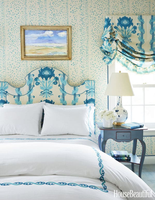 9 ways to decorate above a bed the inspired room - Beautiful bedroom images ...