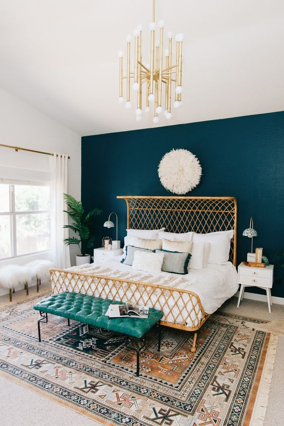 Inspiration: Pretty Bedroom Colors