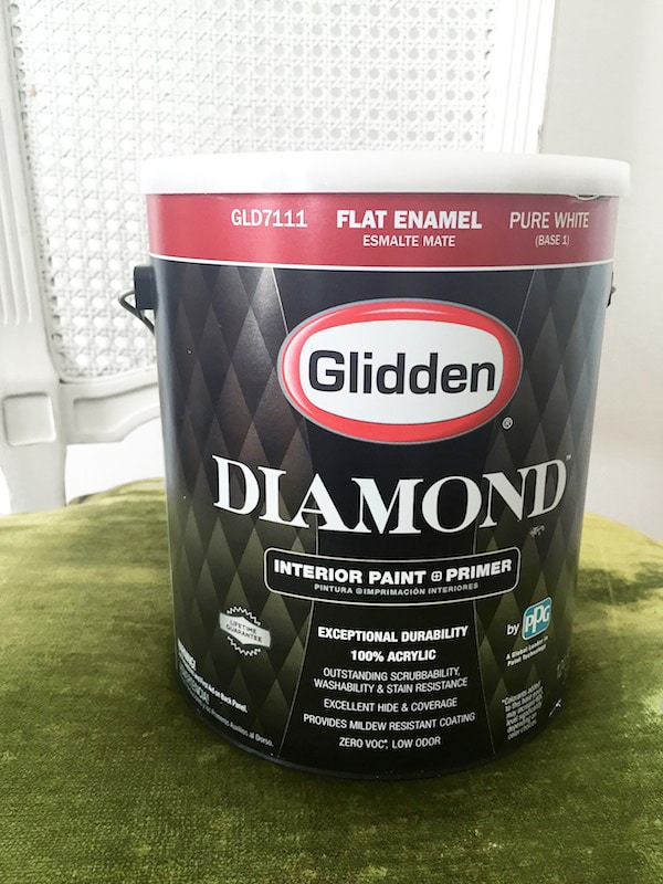 Glidden Diamond Paint and Primer