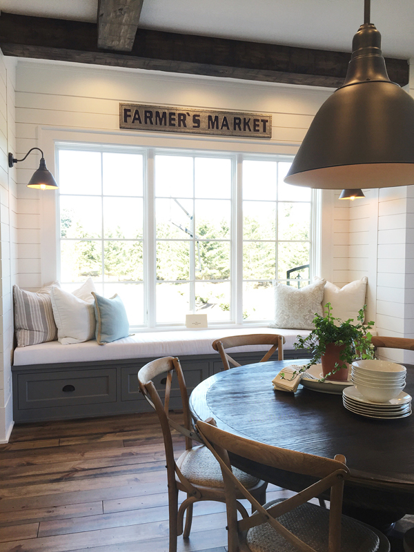 Modern coastal farmhouse style get the look