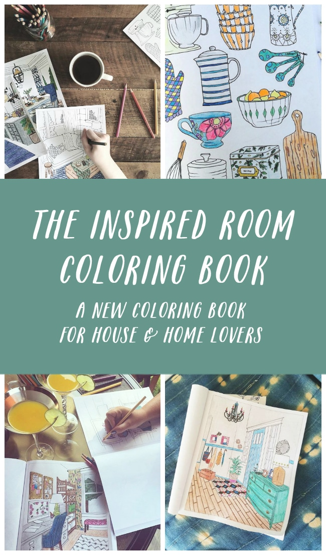 National Coloring Book Day!