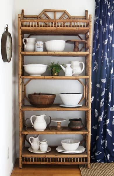 rattan-shelf-the-inspired-room-fall-house-tour