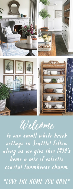 The Inspired Room blog - Love the Home You Have