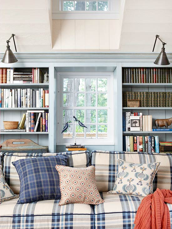 cozy-room-plaid-sofa